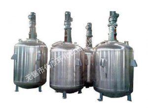 不锈钢反应釜的设计要求和热能利用率