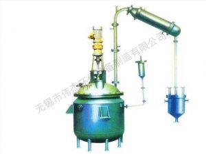 按照反应温度可分为高温树脂反应釜和低温树脂反应釜