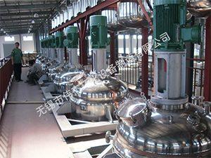 导致高速分散反应釜紧固件锁死的原因有哪些?