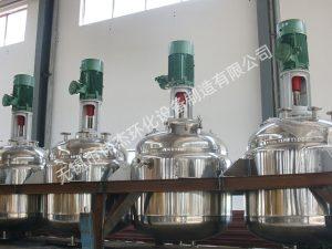 不锈钢反应釜部件的定期检查